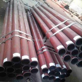 超耐磨陶瓷内衬复合钢管-硫磷铝锶矿精选输送管道