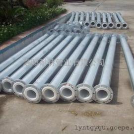 衬四氟钢管―氯碱化工企业次氯酸钠废水输送管道