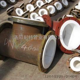 衬四氟钢管―氯碱化工企业电石压滤废水输送管道