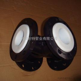 衬聚四氟乙烯钢管―纺织印染企业高浓废水输送管道