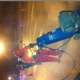 公路养护道面清理拉毛 铣刨设备
