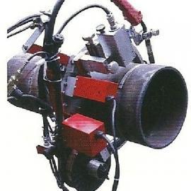 华威自动管道焊接小车