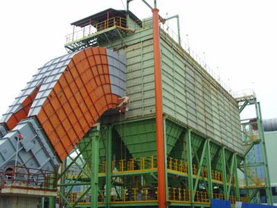 燃煤电厂锅炉布袋除尘器