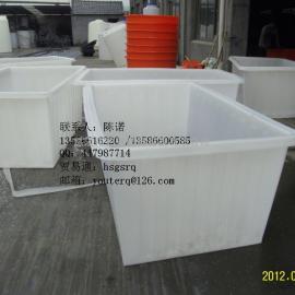 1000L推车塑料方桶