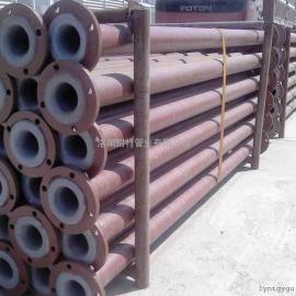 耐酸碱腐蚀衬塑复合管道―化工厂消泡剂输送管道