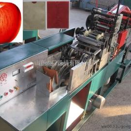 全自动苹果袋机,生产苹果纸袋套袋设备,苹果套袋机厂家