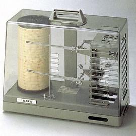 7210-00日本SATO佐腾温湿度记录仪