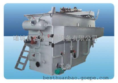 专业供应平流式溶气气浮机