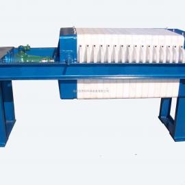污水处理设备 板框式污泥压滤机