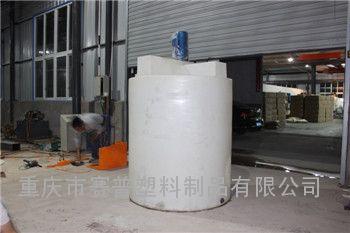 加药箱-塑胶溶药桶、塑料溶药箱-搅拌桶