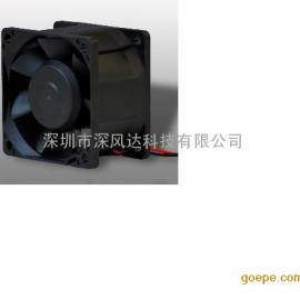 6038直流风扇/6038散热风扇/6038工业风机