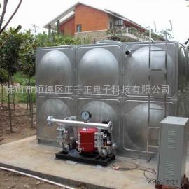 不锈钢方形水箱报价