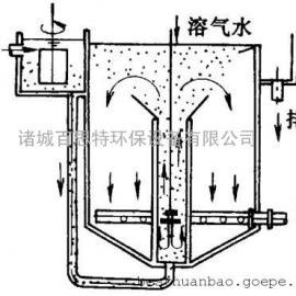 溶气气浮机 竖流式溶气气浮设备 医院废水处理装置 环保设备