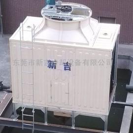 中央空调冷却塔|横流式玻璃钢冷却塔