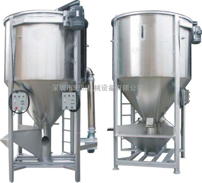 深圳市宏川机械设备有限公司 产品展示 搅拌混色设备 大型立式搅拌机图片