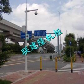 珠海道路监控八角立杆