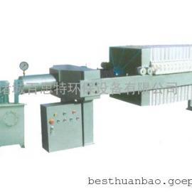 食品厂污水处理设备 厢式压滤机