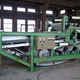 印染污水处理设备 带式压滤机
