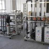 去离子水设备、工业纯水机、去离子水系统