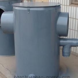 过滤设备 雨水净化装置