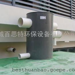 雨水综合利用 过滤装置