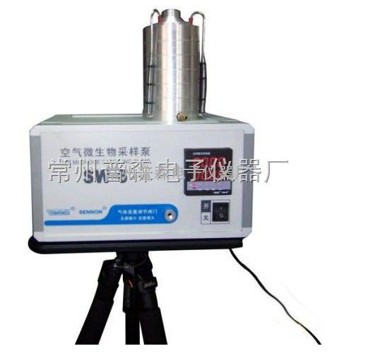 JWL-SW6六级筛孔撞击式空气微生物采样器 生产厂家