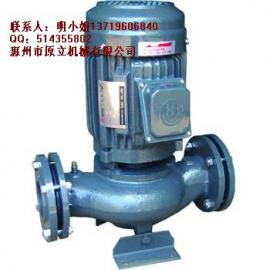台湾源立YLG系列管道泵