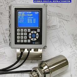 丙烯腈废酸回收(SAR)装置中在线硫酸浓度仪