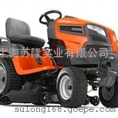 富世华husqvarna草坪车YTH224T、座驾式剪草车、坐骑式草坪车