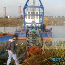 河道清淤船,绞吸式抽沙船,挖泥船厂家