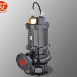 QW、WQ移�邮桨惭b��水式排污泵,移�邮��污泵