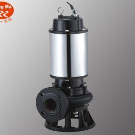 不锈钢套新型潜水排污泵|不锈钢外壳潜污泵