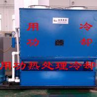 闭式水循环,闭式冷却塔节电的原因,中频炉循环水系统,防水垢