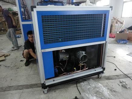 氮气降温设备(循环氮气冷却器)
