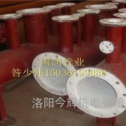 污水耐磨衬塑管