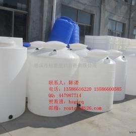 500L圆形PE水箱
