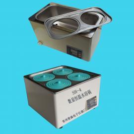 SH-6双列六孔数显恒温水浴锅