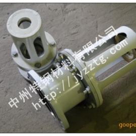 内蒙古高碳钢QHF-100释压阀