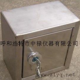 内蒙古不锈钢CJ-11房屋沉降观测点保护罩沉降保护盒