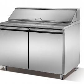 沙拉台操作台 雅绅宝沙拉柜 保鲜沙拉台 沙拉冰柜 广东冰柜