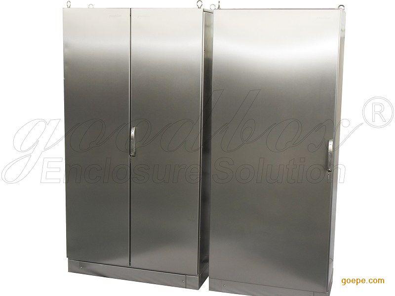 不锈钢机箱|不锈钢机柜|钣金加工|并联机柜