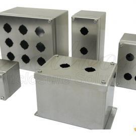 不锈钢机箱|不锈钢机柜|钣金加工|按钮盒