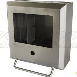 不锈钢机箱|不锈钢机柜|钣金加工|人机界面箱3