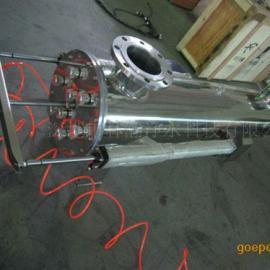 林瀚240w污水紫外线消毒设备带自动清洗装置304不锈钢厂家