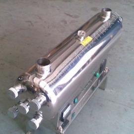 泳池专用消毒设备/316L不锈钢紫外线杀菌器