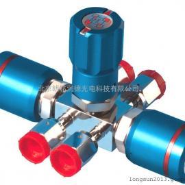 """flowlink4支路1/4""""手气动混合执行器常闭波纹管阀"""
