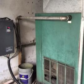 空压机变频节能系统