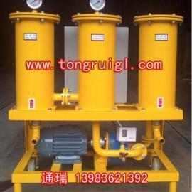 YL-B润滑油液压油轻便式油过滤机(滤油车)