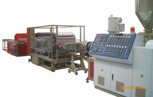 合成树脂瓦生产线 琉璃瓦挤出设备