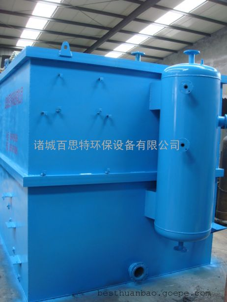 石化污水处理设备 平流式气浮机